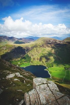 Lake District, England Was just here!!! Climbed Scafell Pike!!!!!