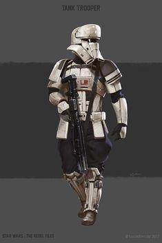 ArtStation - Star Wars: The Rebel Files - storm troopers part01, giorgio baroni