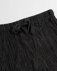 Wolcott Takemoto Yayoi Pant in Black   The Dreslyn