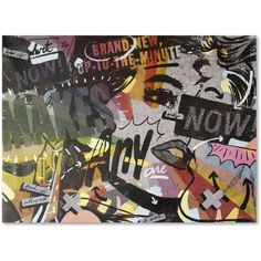 Trademark Fine Art Anyone Now Canvas Art by Dan Monteavaro, Size: 24 x 32, Multicolor