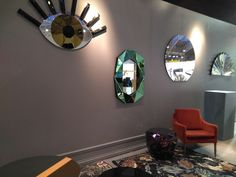 Maison & Objet 2018 has officially commenced! Here are a few highlights from the first incredible day - @bocadolobo @delightfulll @brabbu @essentialhomeeu @circudesign @mvalentinabath @luxxu @covethouse_ #maisonetobjet #maisonetobjetparis masionetobjet2018 #mo18 #moparis #wallmirrors #mirrors #interiordesign #luxurybrands