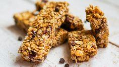 Aprende hacer tus propias barras de Proteínas con cereales y almendras