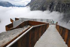 Trollstigen (Norway) - Reiulf Ramstad Architects