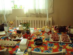 Brincando na cozinha...: Festa de Aniversário do Marido: Boteco do Beto
