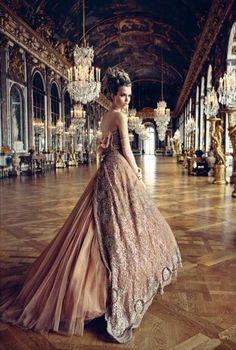 'Secret Garden - Versailles' by Dior.