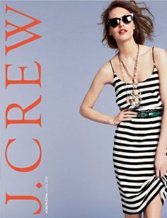 Love the lipstick and sunglasses pair. also well everything else. J. Crew is a dream come true!