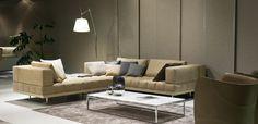 Insula Sofas by I4Mariani: Design Luca Scacchetti