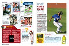 sports illustrated Magazine layout | Sports Illustrated Kids (1-year): Amazon.com: Magazines