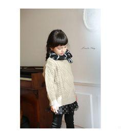 かわいい子供服 | ベビー服 | キッズファッション輸入通販のセレクトショップ【Peach Baby】シンプルザックリニット