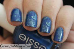 Canvas Nails great nail website sooo many cute nail ideas