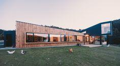 Holly Tree Farm / Cykel Architecture