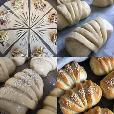Doughnut, Scandinavian, Food And Drink, Mad, Baking, Vegetables, Desserts, Horn, Breads