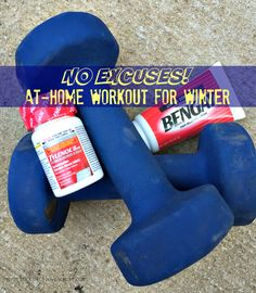 #ad What's in your winter wellness kit? I have 5 things I keep on hand to keep soreness at bay during the winter months. And 10 exercises to help you stay fit! #WinOverWinter @target