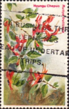 Postage Stamps Kenya 1983 Flowers Nyungu Chepuo SG 268 Fine Used Scott 258 Other African Stamps HERE