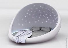 Das Cosmos Bed – Unter den Sternen schlafen