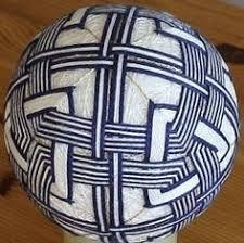 Image result for public domain  temari balls