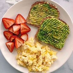 Healthy Meal Prep, Healthy Breakfast Recipes, Healthy Snacks, Healthy Eating, Healthy Recipes, Vegetarian Meal, Salad Recipes, Food To Gain Muscle, Muscle Food