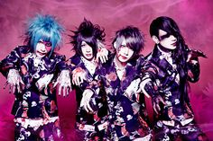 Zonbi (ぞんび) Debut: June 3rd 2013 Vocal: kanata (奏多) Guitar: shou (翔) Bass: riku (青井ミドリ) Drums: REIKA kanata kanata kanata: A kanata: Jan 24th shou shou shou: ? shou: March 6th riku riku riku: O rik…