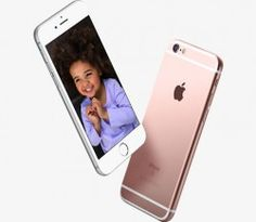 Apple iPhone 6 S Rose Gold 16 GB With Bill & Manufacturer Warranty