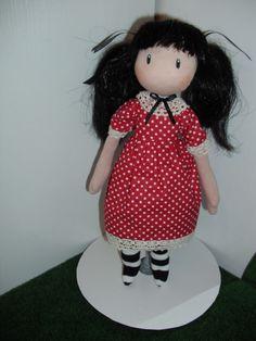 sweet gorjuss.... Hello Kitty, Dolls, Sweet, Handmade, Fictional Characters, Art, Baby Dolls, Candy, Art Background