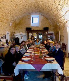 Wine tasting in Matera, Italy