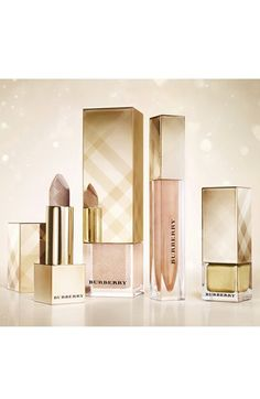 Burberry Beauty Festive Gold Collection 2013  http://rstyle.me/n/drdkjpdpe