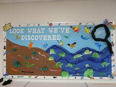 fall+bulletin+board+ideas+for+preschool | Bulletin Board Ideas: All Day Kindergarten