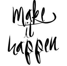 Non esiste tempo migliore di a Ora! #makeithappen