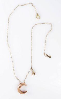 Heavens Open Necklace   Jes MaHarry Jewelry
