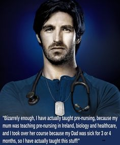 Eoin Macken - The Night Shift (from this interview  ★  ) @Lydia James