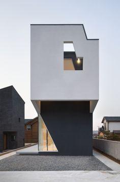 Visang House by Moon Hoon