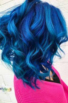 New hair color pastel mermaids 63 ideas - Most stylish hairstyles Maroon Hair Colors, Bold Hair Color, Vibrant Hair Colors, New Hair Colors, Hair Color For Black Hair, Green Hair, Pink Hair, Blue Mermaid Hair, Dark Mermaid
