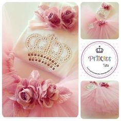 Tutu Y Body De Bebe Princesas - $ 760,00 en MercadoLibre Kit, Image, Fashion, Baby Tutu, Tutus, Crowns, Princesses, Meet, Bebe