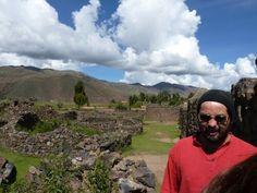 Ruinas de Raqchi. Perú