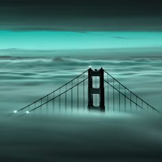 Magic photo!...San Francisco