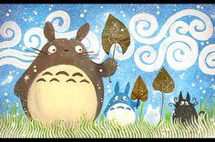 Wallpaper Mi Vecino Totoro