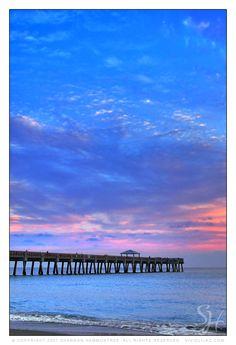 Juno Beach, Florida ... to the loggerhead turtle rescue center!