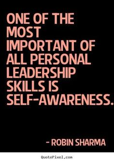So true ... it why personal leadership skills need to come first! #PersonalLeadership #Women Personal Developmental Quotes #Quote
