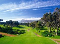 """Clovelly Golf Club - Muizenberg -  Nestled in the pristine and tranquil Silvermine Valley close to Fish Hoek, 9,1 km from Muizenberg beach along the scenic coastal drive past St James and Kalk Bay. Clovelly golf course and facilities are consistently rated in the top fifty in the country by a leading panel of raters utilized in the annual South African """"Compleat Golfer"""" survey of golf clubs.   http://clovelly.co.za/ #Clovelly #golfclub #golf #Muizenberg"""