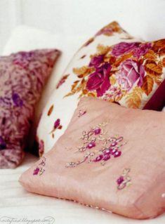 lovely throw cushions