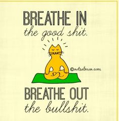 Yoga Quotes : good advice!
