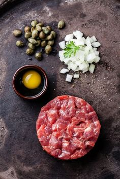 44 Classic French Meals You Need To Try Before You Die: Steak Tartare