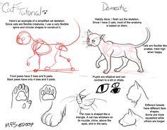 Cat Tutorial: Domestic by modesty.deviantart.com on @deviantART