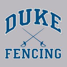 Duke® Fencing Sports T-shirt.