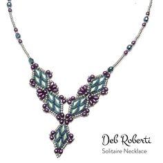 Beaded Necklace Patterns, Beaded Jewelry Designs, Handmade Beaded Jewelry, Jewelry Patterns, Beading Patterns, Beaded Bracelets, Loom Patterns, Stretch Bracelets, Jewelry Ideas
