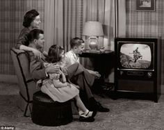 vintage black and white tv bang bang - Google Search