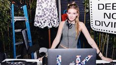 What Fashion Week Is Like for a DJ. Professional multi-hyphenate Leslie Kirchhoff gives us the lowdown on how she curates the perfect runway soundtrack and survives four-hour gigs in four-inch heels, to boot.