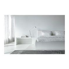 MALM Bettgestell hoch - 160x200 cm, Sultan Luröy - IKEA