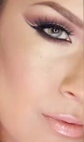 Sultry Eye Makeup Tutorial! http://karasglamourblog.blogspot.com/2014/04/sultry-eye-makeup-tutorial.html
