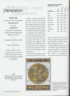 Solo Patrones Punto Cruz (pág. 361)   Aprender manualidades es facilisimo.com